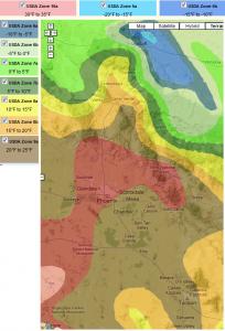 usda hardiness map for arizona